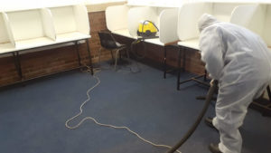 cleaning sanitizing kids school room carpets disinfecting